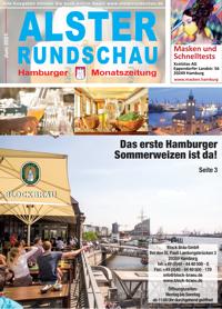 Die neue Ausgabe Juni 2021 der Alsterrundschau ist da!