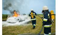 Brandgefahr bei E-Autos