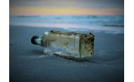 Flaschenpost aus dem 19. Jahrhundert kommt zurück nach Hamburg