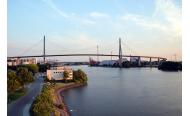 Köhlbrandbrücke wird wohl durch Tunnel ersetzt