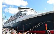 """""""Queen Mary 2"""" wieder unterwegs"""